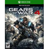 Gears Of War 4 Xbox/pc Windows 10 Código Promo De La Semana