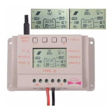 Regulador Controlador Solar Mppt 20 A 12-24 V Pv 48v Serie T