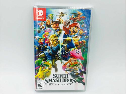 Super Smash Bros Ultimate  Mejor Precio Remate