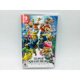 Super Smash Bros Ultimate  Mejor Precio