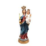 Maria Auxiliadora 30cm Poliresina 530-33106 Religiozzi