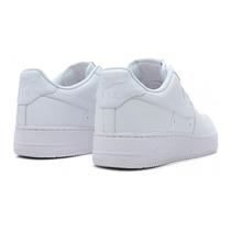 Tenis Nike Air Force One Blancas Para Hombre Y Mujer en