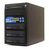 Torre Duplicadora X 3 De Cds Y Dvd Made In Usa