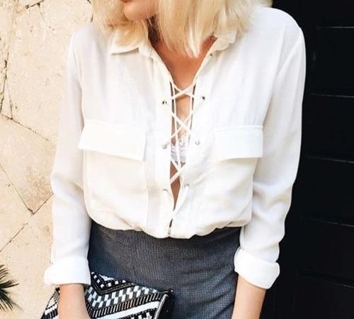Blusas para mujer Limonni LI815 Casuales