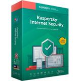 Licencia Kaspersky Internet Sec 2020 1 Dispositivo 1 Año