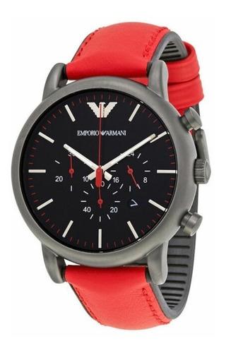 Reloj Emporio Armani Ar1971 Dress In Red