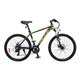 Bicicleta Nakxus Explorer Rin 26  24v Shimano Horquilla
