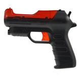 Pistola Shooter Control Motion Ps3 Ps4 Accesorios Ps Move