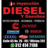Inyectores Diesel, Bombas Y Sensores. Bosch, Denso, Delphi