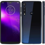 Motorola One Macro 64gb Triple Cam 13/2/2mp Huella Ram4gb 4g