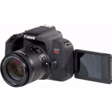 Cámara Canon Eos Rebel T7i 18-55mm 24mp Wi-fi Bluetooth Nfc