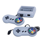 Consola Retro Super Mini Sfc 620 Juegos Clásicos 2 Controles