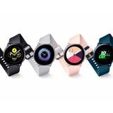 Samsung Galaxy Watch Active Rosado,negro,, Silver