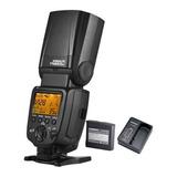 Flash Yongnuo Yn860 Li Con Bateria Litio Para Canon O Nikon
