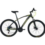 Bicicleta Todoterreno Montaña Rin 29 Freno Disco Sillin Anti