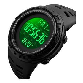 Reloj Hombre Skmei 1251 Digital Resistente Al Agua 50 Metros