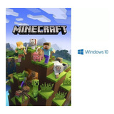 Minecraft: Windows 10 Edition Microsoft Store Codigo  Pc