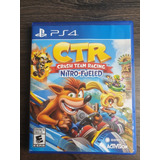 Crash Team Racing (ctr) Ps4