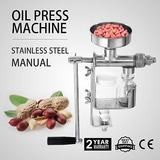 Aceite Manual Prensa Máquina Aceite Extractor Doméstico
