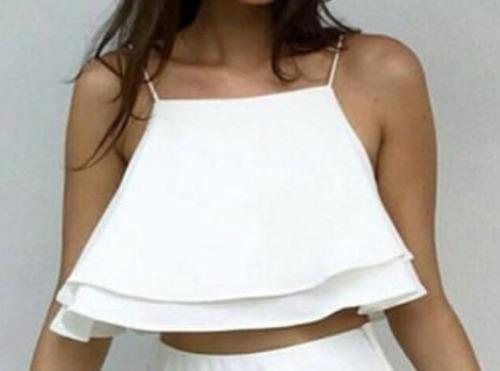 Blusas para mujer Limonni LI064 Tops