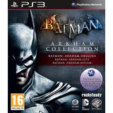 Batman Arkham Collection - Ps3 - Digital