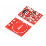 Sensor Boton Tactil Touch Capacitivo Arduino