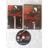 Juego Ps2 Playstation 2, Devil May Cry Completo