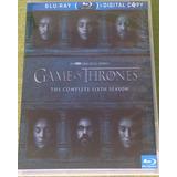 Game Of Thrones 6 Temporada