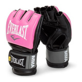 Guantes De Entrenamiento Everlast Mma Grappling Gloves Pink