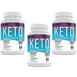 Ke-to Organics Advanced 3 Frasc - Unidad a $7217
