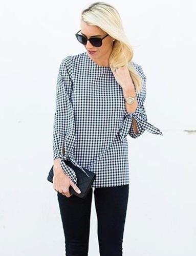 Blusas para mujer Limonni LI300 Casuales