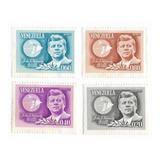 Estampillas Venezuela Colección Completa Kennedy 1963