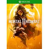 Mortal Kombat 11 Offline Xbox One