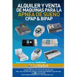 Alquiler Venta Cpap Bipap Apnea Sueño Oximedical Medellin