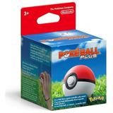 Pokemon Let's Go Pokeball Pokebola Nintendo Switch Nuevo