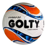 Balon Para Futbol Golty Numero 5  Euforia Recreativo T650412