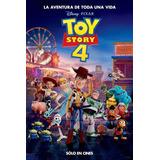 Pelicula  Toy Story 4 ! Fullhd Entrega Inmediata Digital