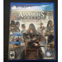 Español Original Playstation 4 Ps4 Assassins Creed Syndicate
