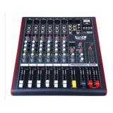 Mixer Consola De 6 Canales Prodj Usb Bluethoo Prodj Ch6