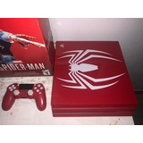 Ps4 Pro Edicion Spiderman