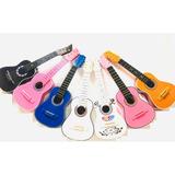 Guitarras Acusticas Clasicas Para Niños De 1 A 4 Años +forro