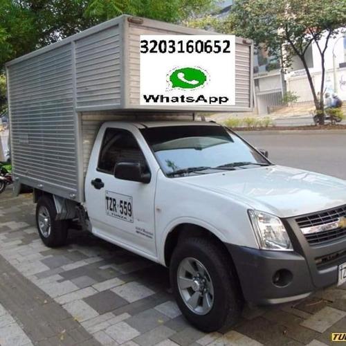 Acarreos Bogotá 3203160652 Económicos Mudanzas Pequeñas