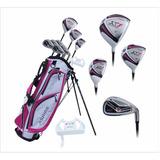 Set Palos De Golf Completo Para Señoras (derecho)- Importado