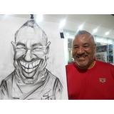 Caricaturas Personalizadas Eventos Retrato A Partir De Foto