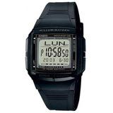Reloj Casio Db 36 Telememo 30 100% Original Iluminado Verde