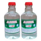 Alcohol Antiseptico Osa X 2 Unidades - mL a $44