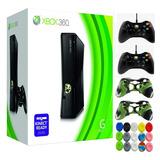 Xbox 360 5.0 2 Controles  Siliconas Juegos Grips Gara. Usada