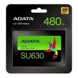 Disco Solido Adata 480gb Su630