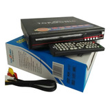 Reproductor Dvd Top Sonic Ts-dvd-1016 Usb-mp3