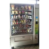 Maquinas Vending Dispensadora Snacks Cafe Ubicadas Vendiendo